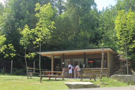 Snack bar Parc animalier val d'aran